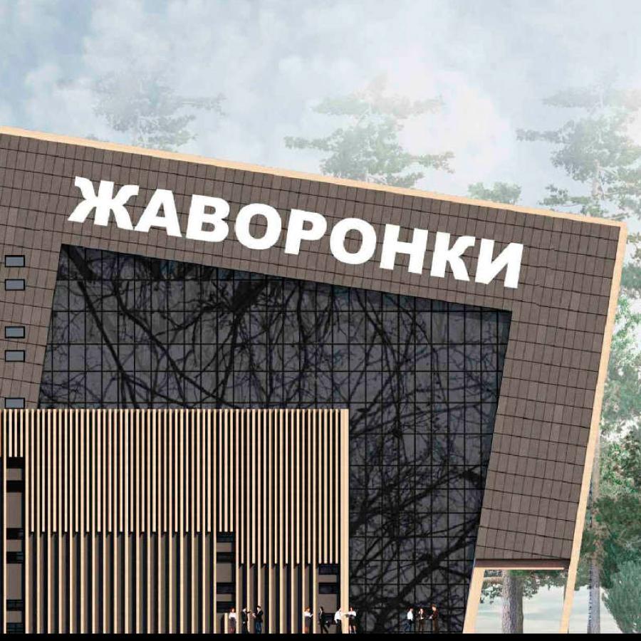 Многофункциональный спортивный комплекс «Жаворонки»