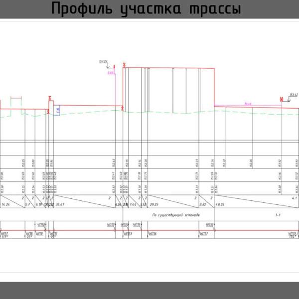 Проект строительства паропровода до ЦТП